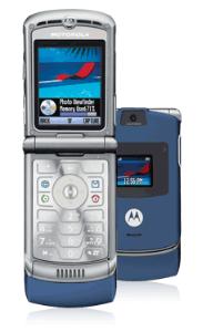 Motorola RAZR V3 Free Cell Phone Unlock