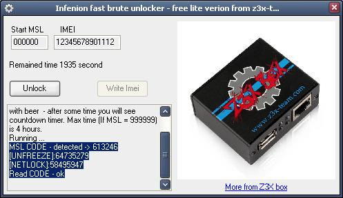 Free Cell Phone Unlock | Software | Codes | Samsung L770